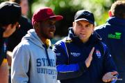 Q&A: Departing Head Coach, Robert Taylor reflects on his four years in the Shute Shield