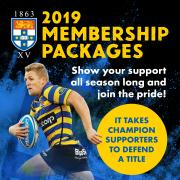 2019 Memberships on sale now!