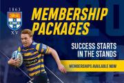 2020 Memberships on sale now!
