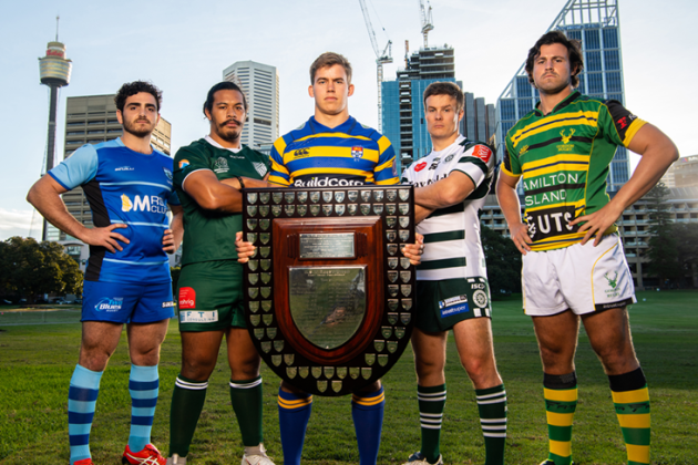 Shute Shield aiming for July kick-off