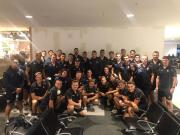 Lessons learnt and strong bonds formed for the Students in New Zealand Preseason Development Tour