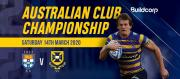 2019 AUSTRALIAN CLUB CHAMPIONSHIP | Tickets on sale now
