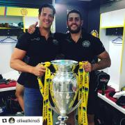 Dennis in party mood after Exeter premiership