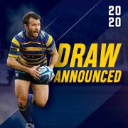 DRAW ANNOUNCEMENT | The revised 2020 fixtures have been released