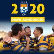 2020 Shute Shield Draw confirmed