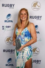Emily Chancellor named Buildcorp Wallaroos Player of the Year