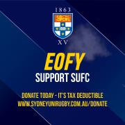 SUFC Foundation - Tax Deductible Donations
