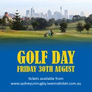 SUFC Golf Day - Friday 30th August