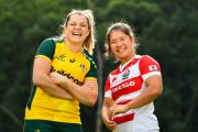 3 Students named in Wallaroos Extended Squad