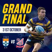 FINALS SERIES | Week 3 - Tickets & match timings