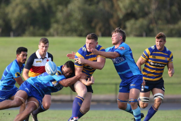 3 Students in Junior Wallabies for the 2019 Oceania U20s Championship