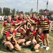 Red Cubs finish joint 1st place in Shute Shield 7s