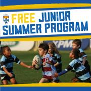 SUFC FREE Junior Summer Program