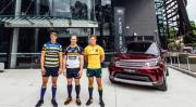 Land Rover announced as new Premium Sponsor