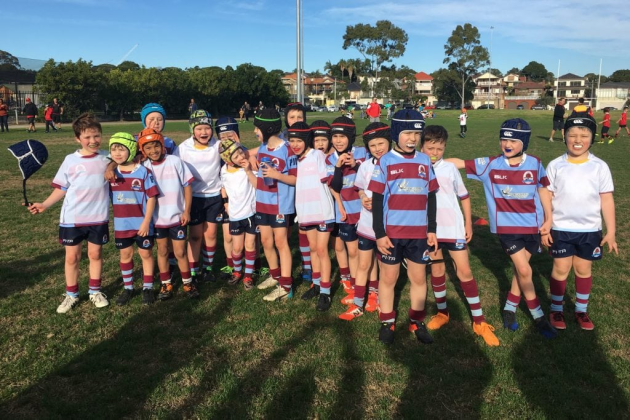 Petersham Try Rugby Day