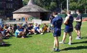 St Stanislaus' College 1st XV Rugby visit SUFC
