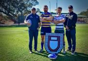 Meet the Shute Shield Grand Final Team