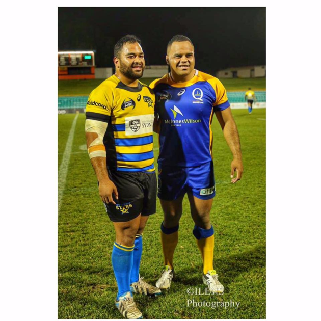 Brothers do Battle in Super Rugby Clash