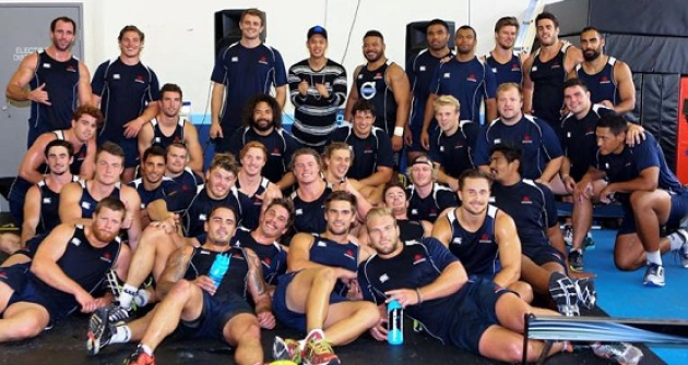 15 SUFC players named in Waratahs Squad for 2016