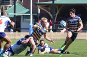 2nd Grade dominate Woodies in Grand Final