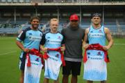 Will McDonnell lives rugby dream on Waratahs tour
