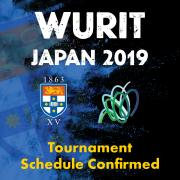 World University Rugby Invitational Tournament Squad and Fixtures confirmed